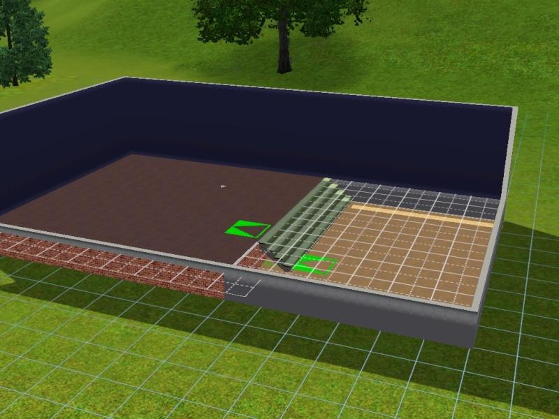Construire une pièce sans fondations accolée à une maison avec fondations Screen59