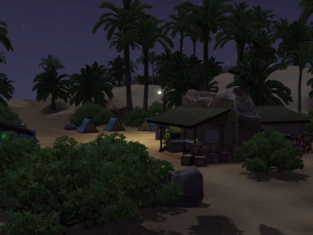 Les Sims™ 3 : Destination Aventure - Page 2 Screen75