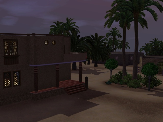 Les Sims™ 3 : Destination Aventure - Page 2 Screen80
