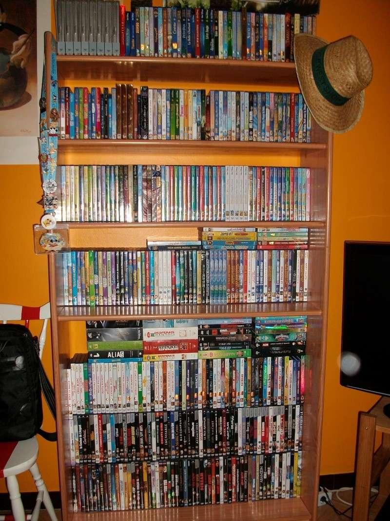 Postez les photos de votre collection de DVD Disney ! - Page 39 Disney49