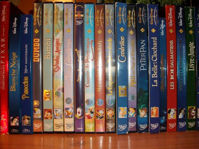 Postez les photos de votre collection de DVD Disney ! - Page 39 Disney51