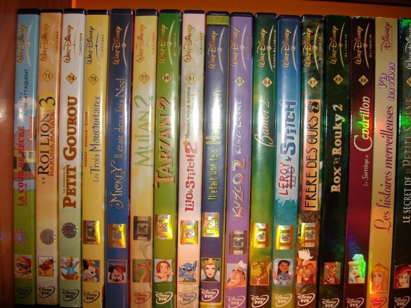 Postez les photos de votre collection de DVD Disney ! - Page 39 Disney60