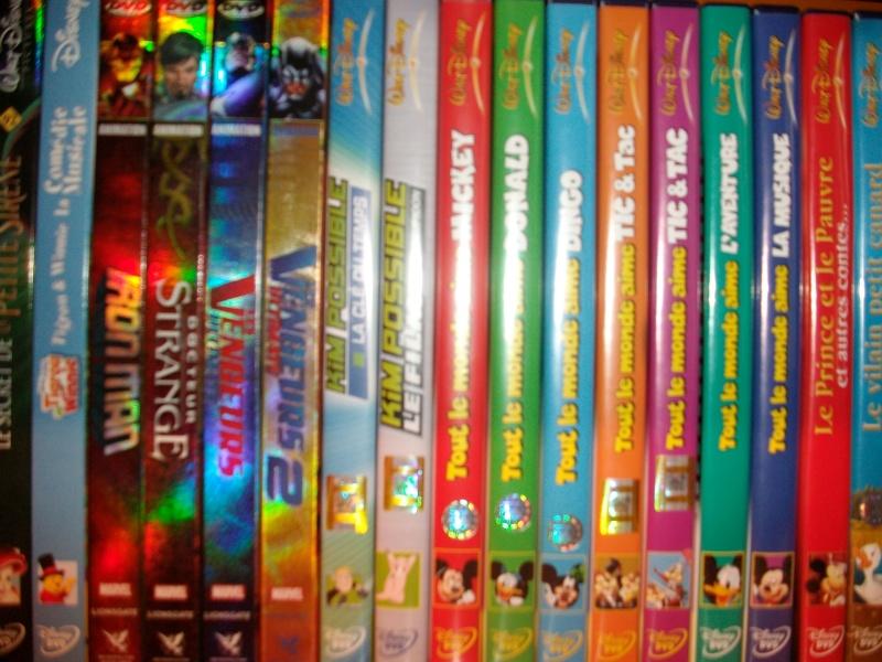 Postez les photos de votre collection de DVD Disney ! - Page 39 Disney61