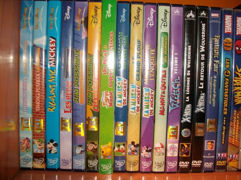 Postez les photos de votre collection de DVD Disney ! - Page 39 Disney64
