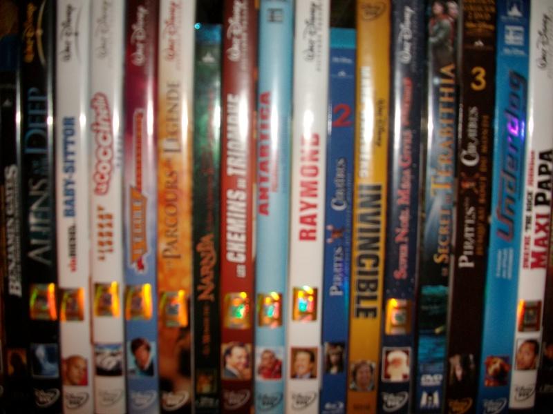 Postez les photos de votre collection de DVD Disney ! - Page 39 Disney71