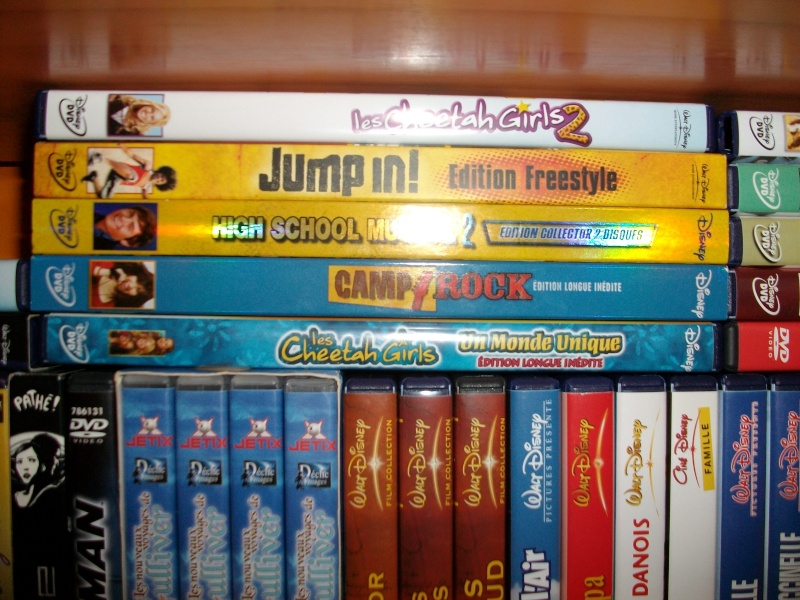 Postez les photos de votre collection de DVD Disney ! - Page 39 Disney87
