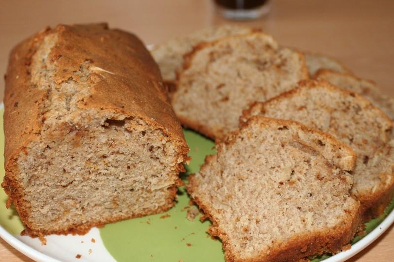 Cake d'automne à la farine de châtaigne 86180910