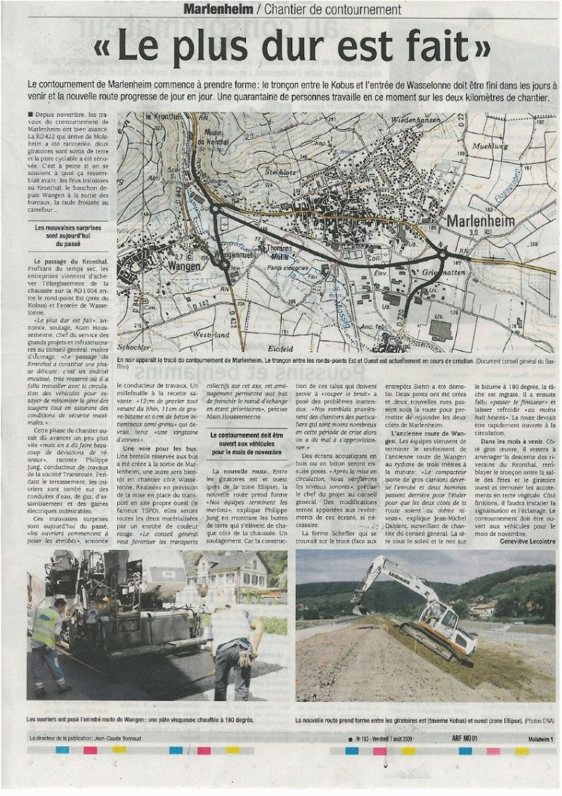 Contournement de Marlenheim Gview11