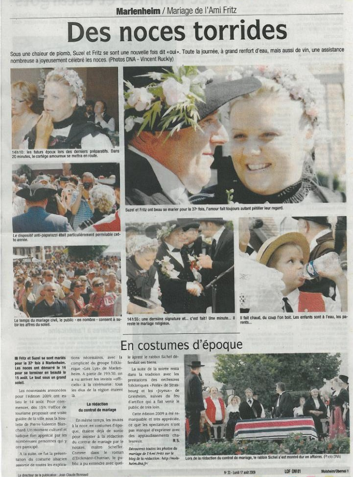 Marlenheim :Mariage de l'ami Fritz 14 et 15 aôut 2009 Gview_11