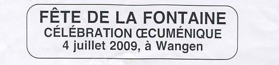 Wangen : fête de la fontaine 4, 5 et 6 juillet 2009 Image027