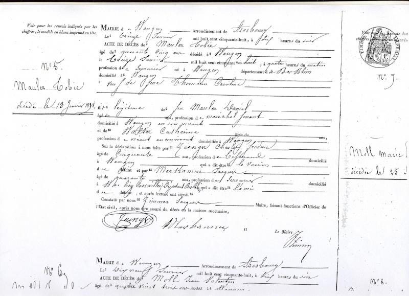 Auguste Mauler: l'inventeur de la machine à écrire le braille. - Page 2 Image039