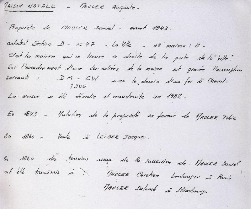 Auguste Mauler: l'inventeur de la machine à écrire le braille. - Page 2 Image044