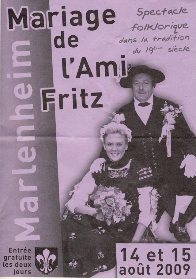 Marlenheim :Mariage de l'ami Fritz 14 et 15 aôut 2009 Image071