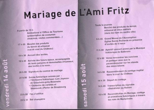 Marlenheim :Mariage de l'ami Fritz 14 et 15 aôut 2009 Image072