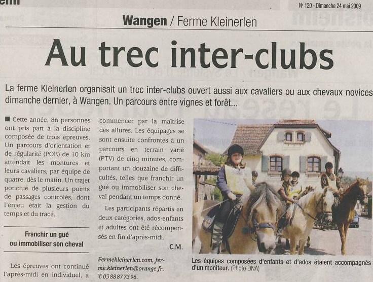 Ferme équestre Kleinerlen à Wangen Image110