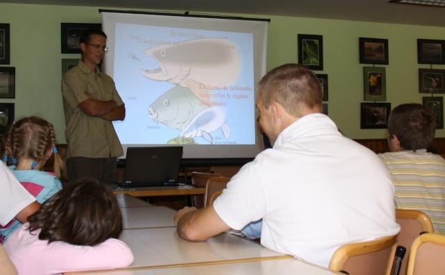 Pêche pour les enfants avec l'AAPPMA le 27 juin 2009 Img_2520