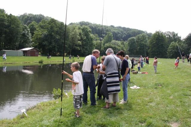 Pêche pour les enfants avec l'AAPPMA le 27 juin 2009 Img_2521