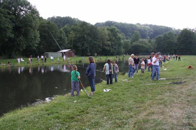 Pêche pour les enfants avec l'AAPPMA le 27 juin 2009 Img_2610