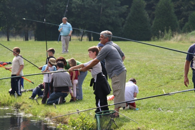 Pêche pour les enfants avec l'AAPPMA le 27 juin 2009 Img_2716