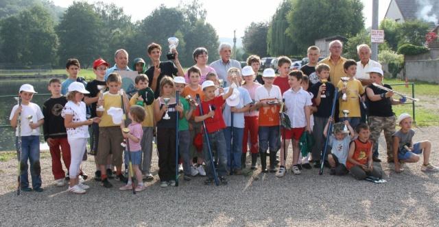 Pêche pour les enfants avec l'AAPPMA le 27 juin 2009 Img_2731
