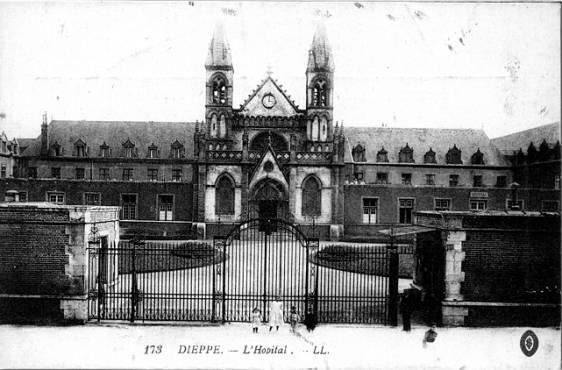 Dieppe, avenue pasteur Hapita10