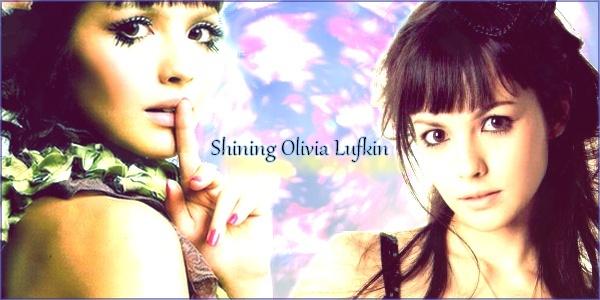 Shining Olivia Lufkin