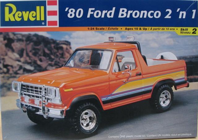 Scale 1/24 Super Slicks Monster Truck SSMT Bronco Base110