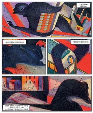 Lorenzo Mattotti [Illustrateur/Dessinateur/Peintre] Hyde10