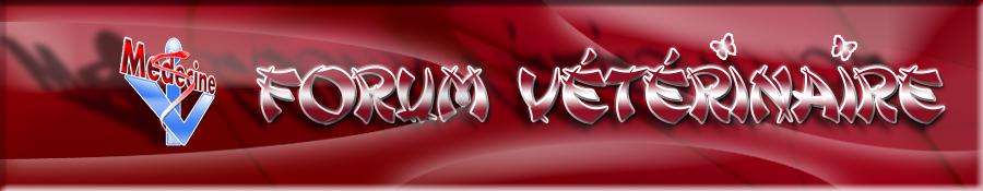 Les forums de la médecine vétérinaire Logo_310