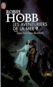 [Hobb, Robin] Les aventuriers de la mer - Tome 9: Les marches du trône Les-ma10