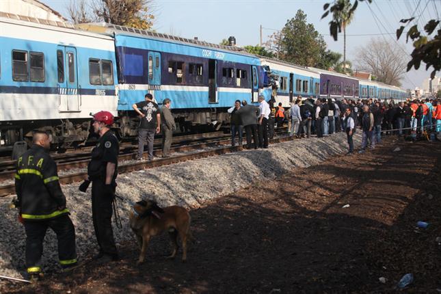 Accident de trains en Argentine. Choque11