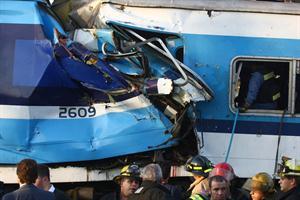 Accident de trains en Argentine. Choque12