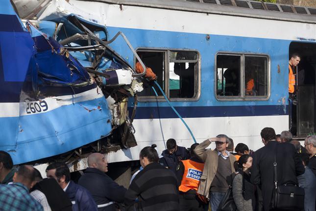 Accident de trains en Argentine. Choque13