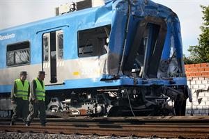 Accident de trains en Argentine. Choque14