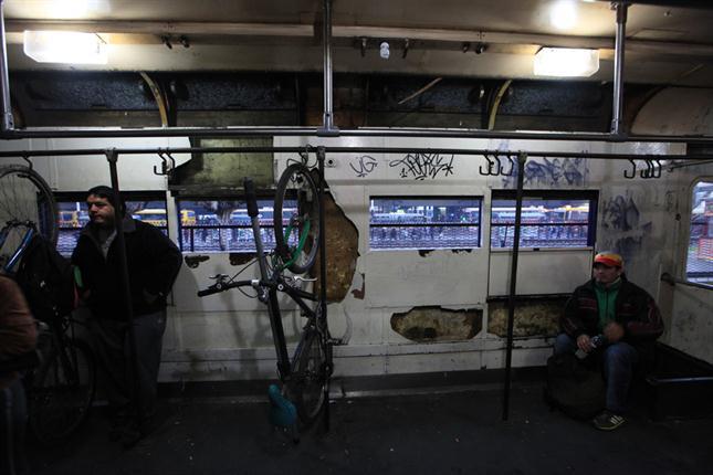 Accident de trains en Argentine. Choque15