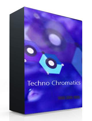 [ TECNOLOGIA ] Photodisc Background Series 36 Techno Chromatics [ 445 MB ] Techno10