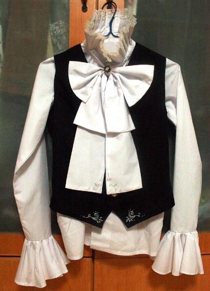 WTS : Ciel Skull Version Costume Ciel10