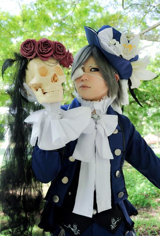 WTS : Ciel Skull Version Costume Dsc_0911