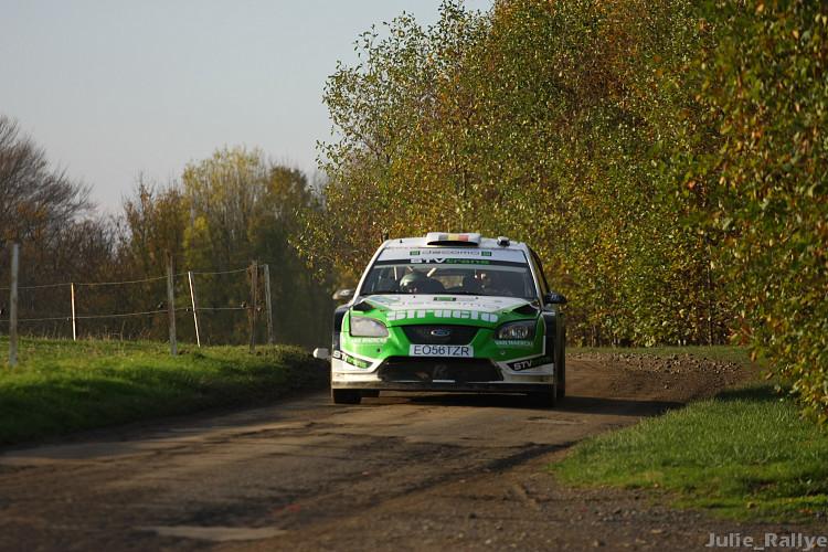 [Rallye du Condroz] retour photos , vidéos Samedi11