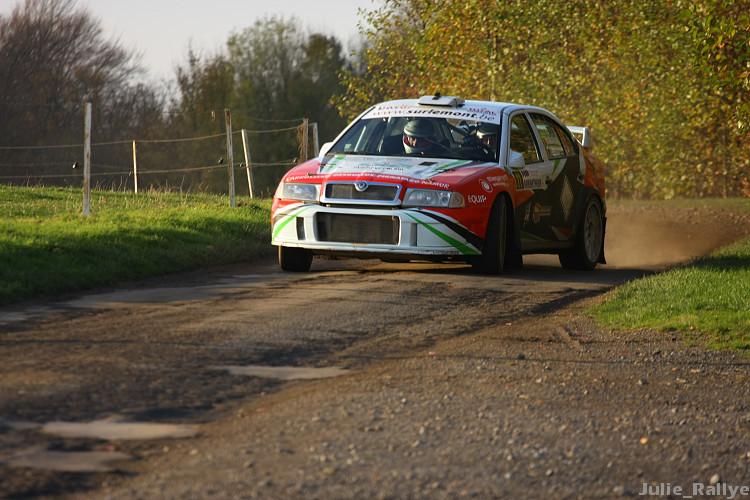 [Rallye du Condroz] retour photos , vidéos Samedi12