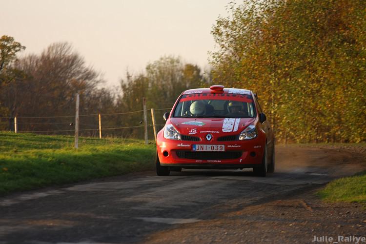 [Rallye du Condroz] retour photos , vidéos Samedi17