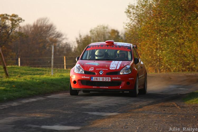 [Rallye du Condroz] retour photos , vidéos Samedi18