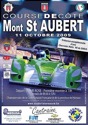 [course de cote du Mont-St-Aubert] 11 octobre 2009 infos, engagés...... Cc-sta10