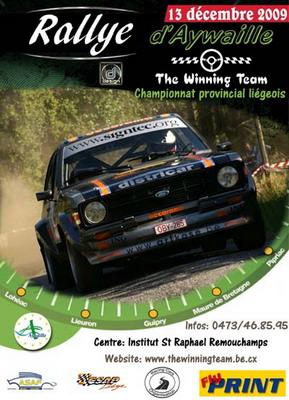 [rallye d Aywaille] 12&13 decembre 2009 infos, engagés ...... Ra-ayw10