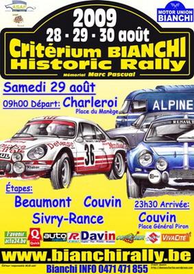 [criterium bianchi historique rally] 28/29/30 aout 2009 infos, engagés..... Ra-bia10