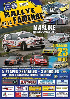 [Rallye de la Famenne 22 et 23 aout 2009] infos, engagés, ... Ra-fam10