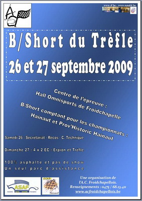 [b-short du trefle] 26&27/09/09 infos, engagés ..... Ra-tre10
