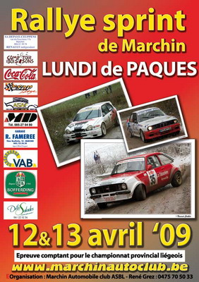 [Rs Marchin] 13 avril 2009 infos, engagés Rs-mar10