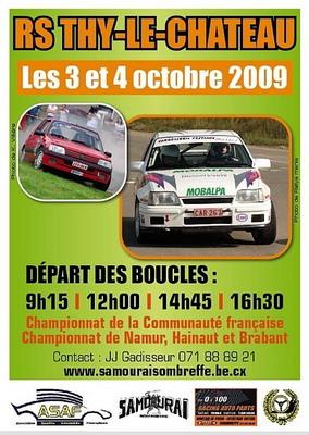 [rs Thy-Le-Chateau] 3&4 octobre 2009 infos, engagés..... Rs-thy10
