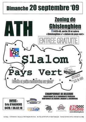 [slalom pays vert] 20/09/09 infos, engagés ...... Sl-pay10